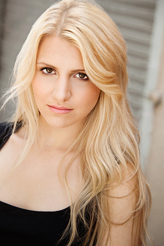 The talent on stage in Kinky Boots & Wicked..Now in Masters of Sex: Annaleigh Ashford